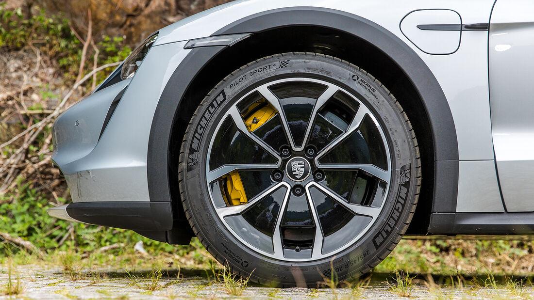 Porsche Taycan 4S Cross Turismo, Felge