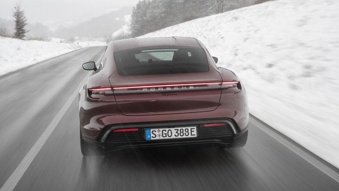 Porsche Taycan Basismodell
