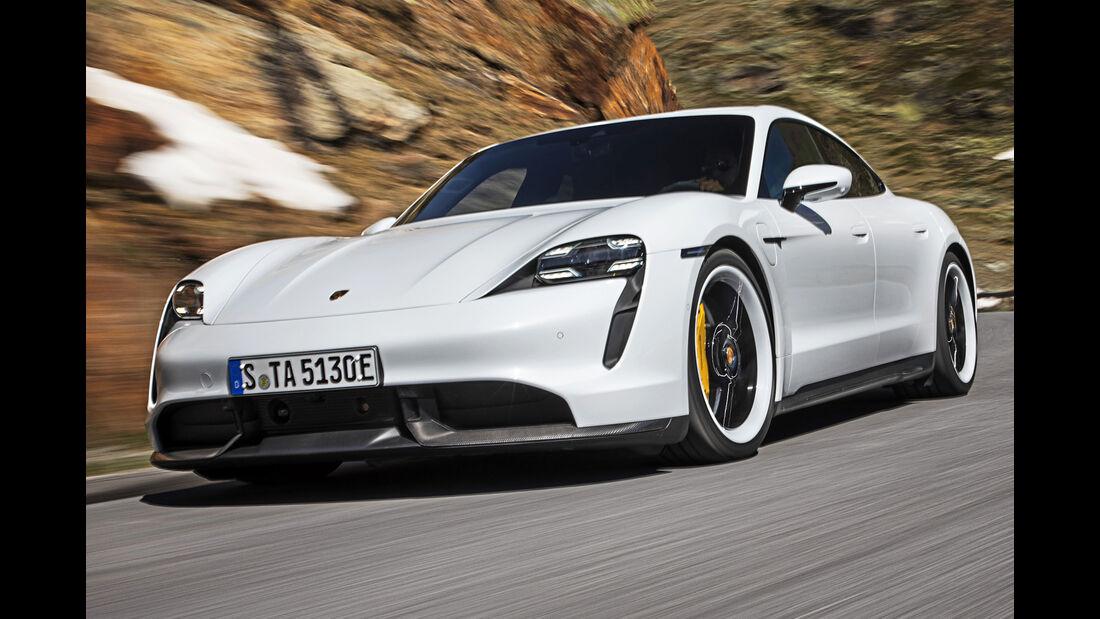 Porsche Taycan, Best Cars 2020, Kategorie E Obere Mittelklasse
