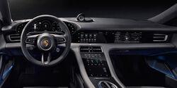 Porsche Taycan Cockpit