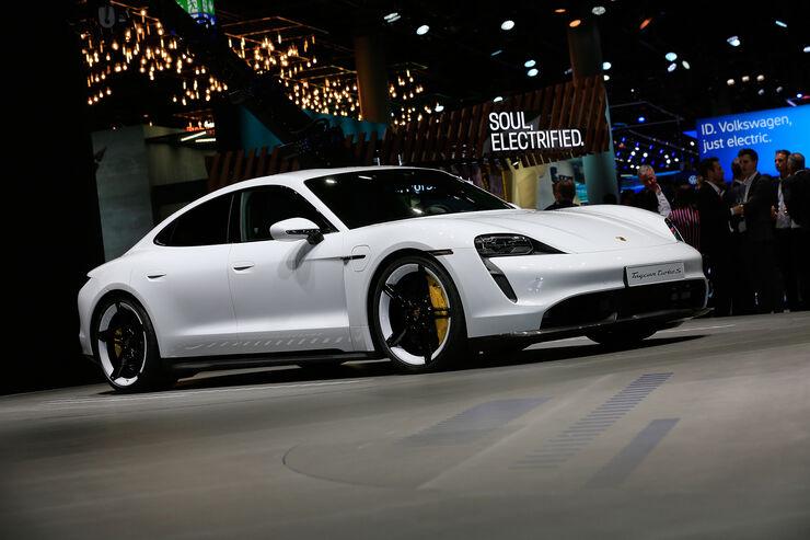 Elektro Porsche