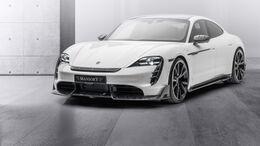 Porsche Taycan Mansory 2021
