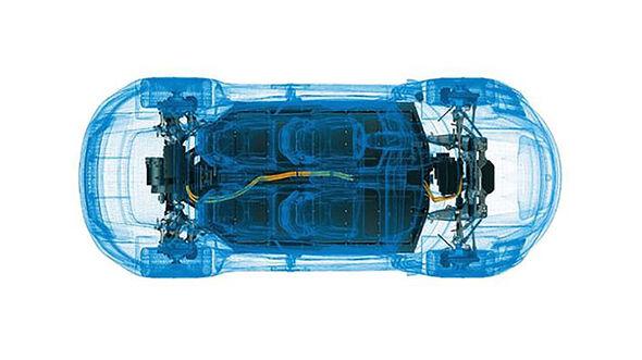 Porsche Taycan Mission E