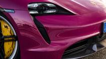 Porsche Taycan Modelljahr 2022