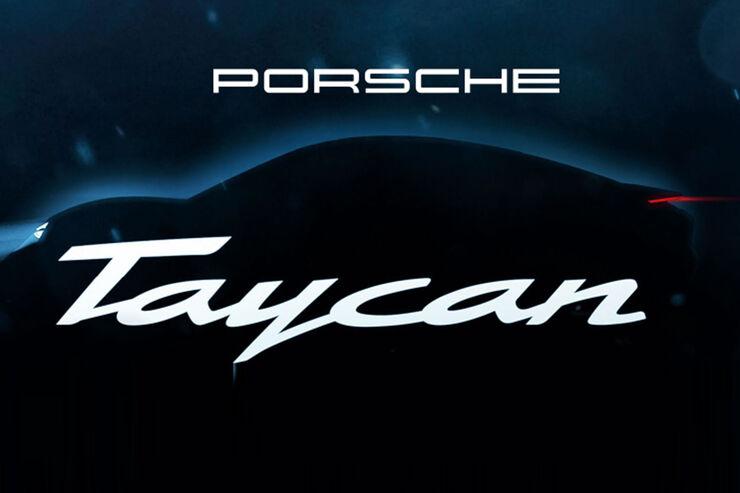 Porsche-Taycan-Familie: Kombi, Cabrio und Coupé denkbar - auto motor und sport