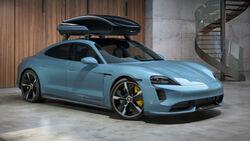 Porsche Tequipment Dachbox