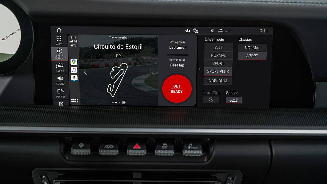 Porsche Track Precision App (Mai 2020)