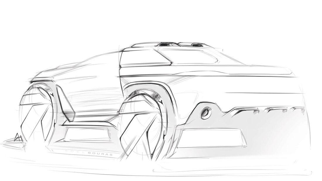 Porsche Traykan