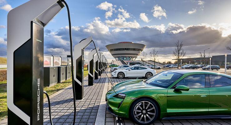 Porsche Turbo Charger Leipzig
