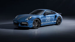 Porsche Turbo S China 20th Anniversary Edition