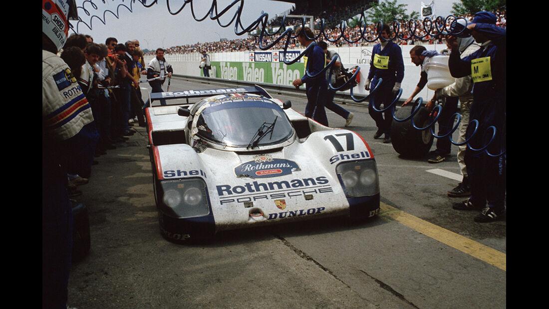 Porsche Typ 962 C LH