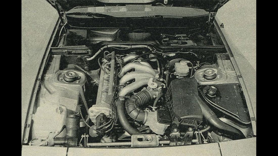Porsche, V8, IAA 1981
