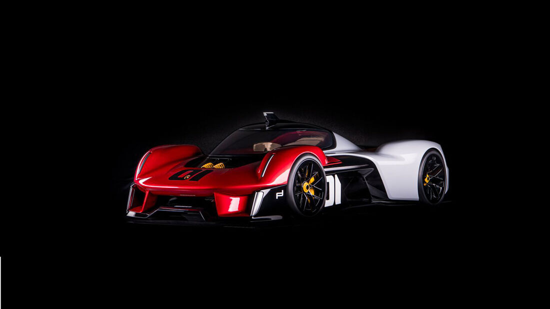Porsche Vision 920
