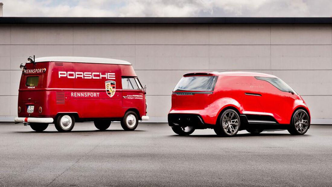 Porsche Vision Pace Service