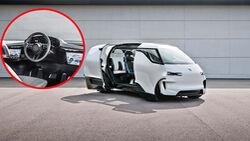 """Porsche Vision """"Race Service"""""""