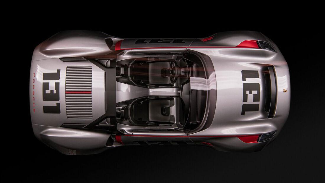 Porsche Vision Spyder