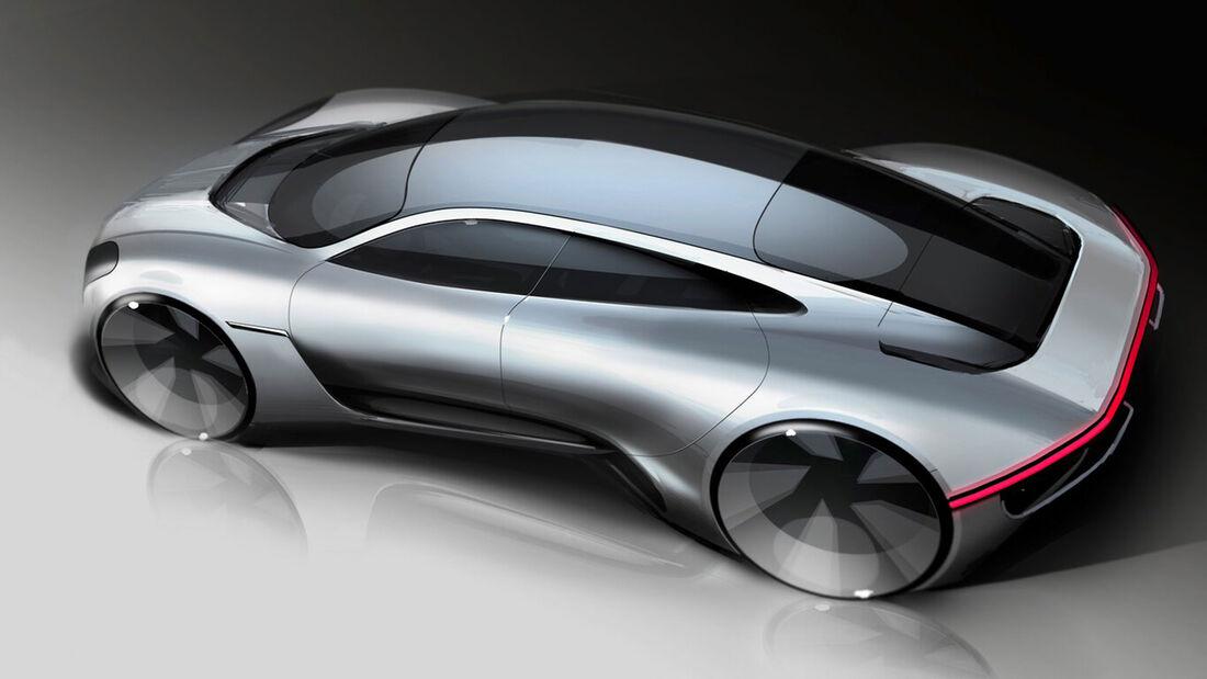 Porsche Vision Turismo