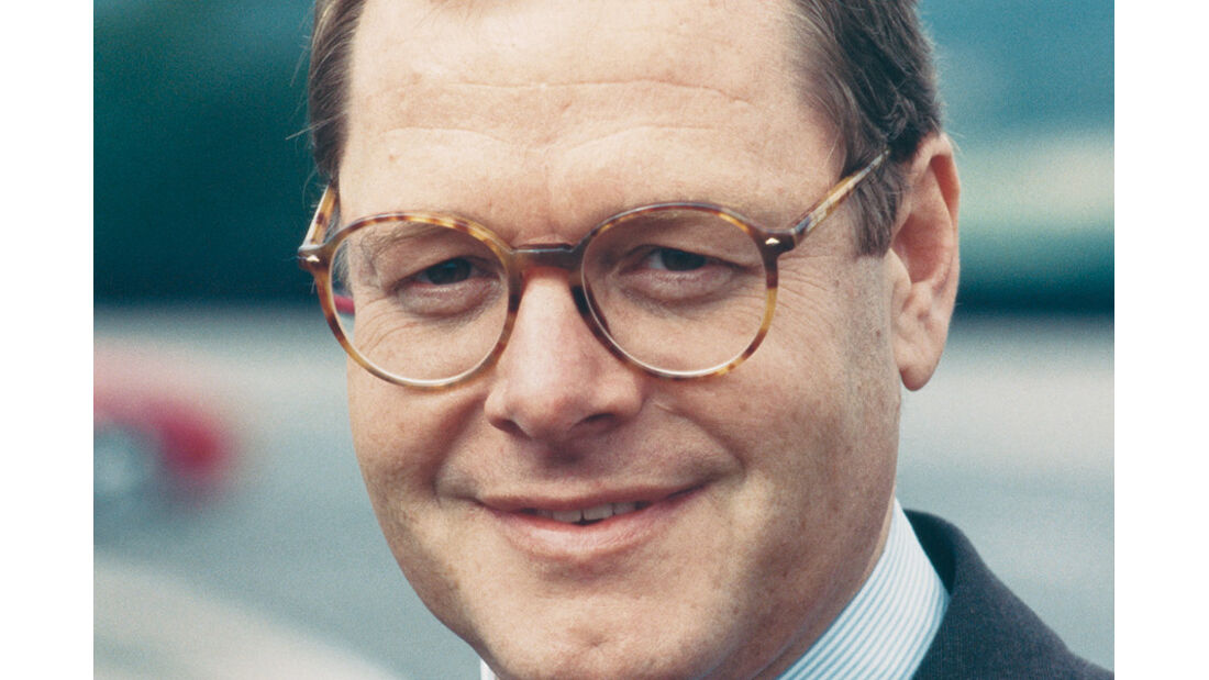 Porsche Vorstand Arno Bohn