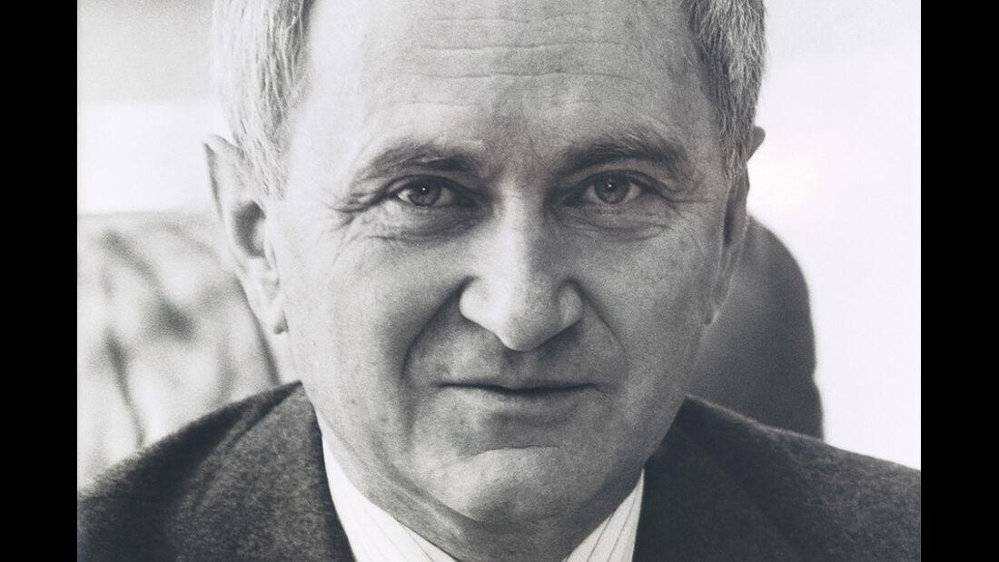 Porsche Vorstand Ernst Fuhrmann