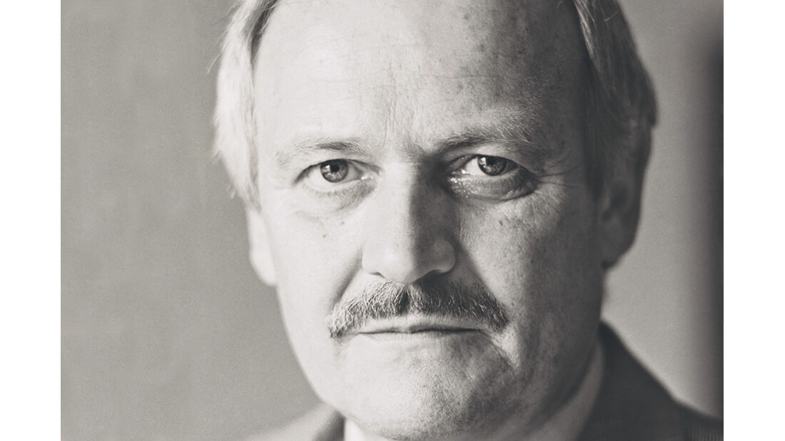 Porsche Vorstand Heinz Branitzki