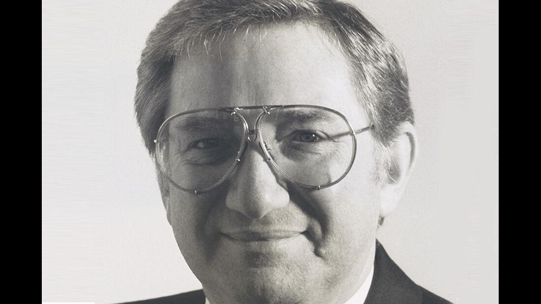 Porsche Vorstand Peter W. Schulz