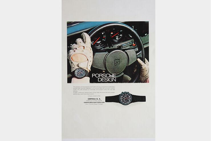 Porsche Werbung 2009