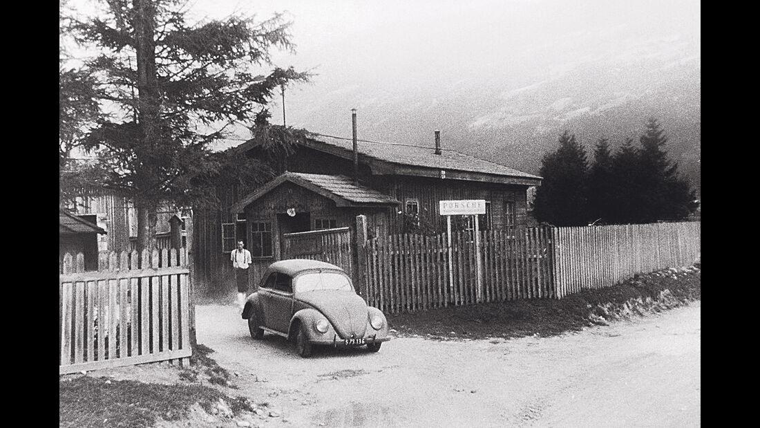 Porsche-Werk Gmünd, Kärnten