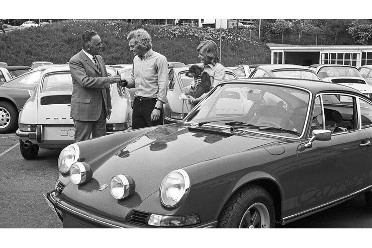 Porsche Werksabholung in Zuffenhausen: Wo Hoeneß, Karajan & Co. Ihre 911er holten