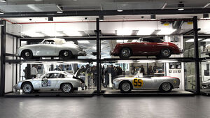 Porsche Workshop