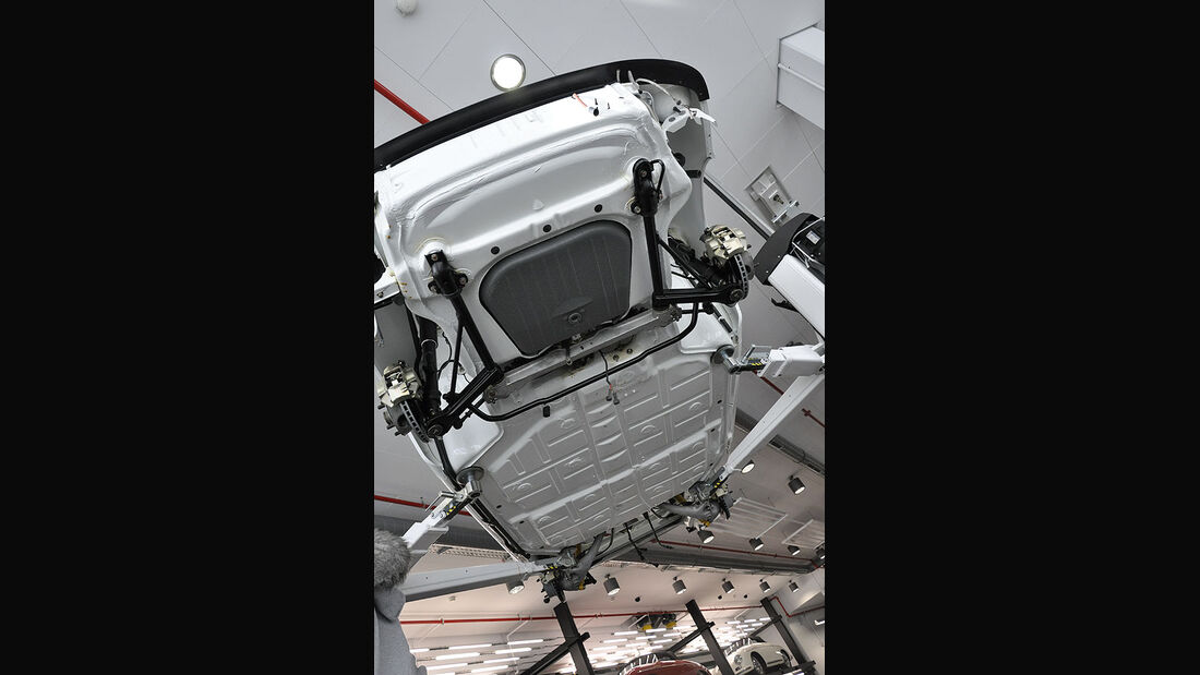 Porsche Workshop Teil 3