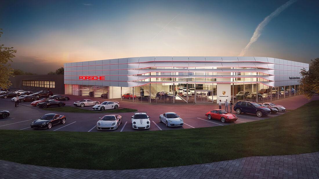 Porsche Zentrum Dortmund 2020