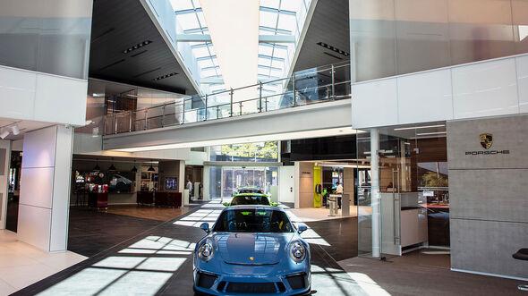 Porsche Zentrum Palm Springs
