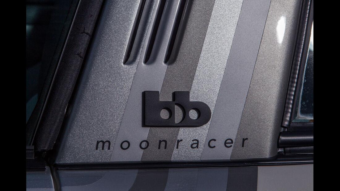 Porsche bb Moonracer, Typenbezeichnung
