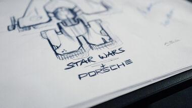 Porsche und Star Wars