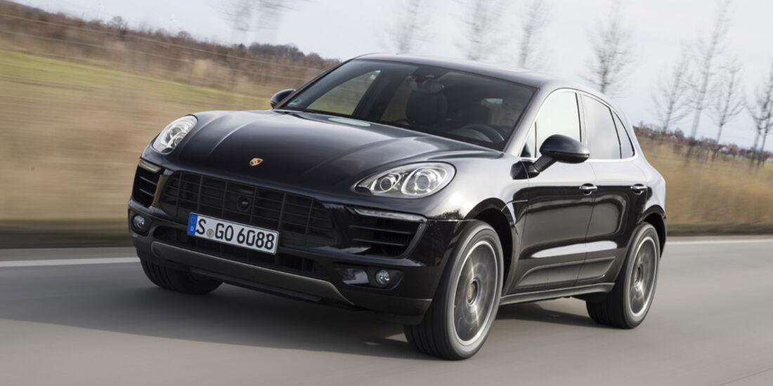 Porsche will mit dem Macan auch in China Erfolg verbuchen.