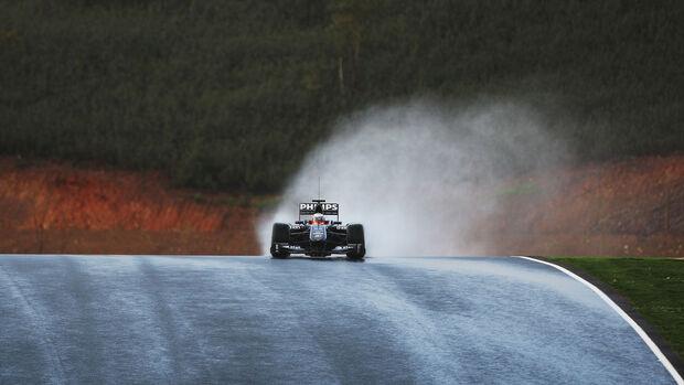 Portimao - F1-Test - 2009 - Nico Hülkenberg - Williams