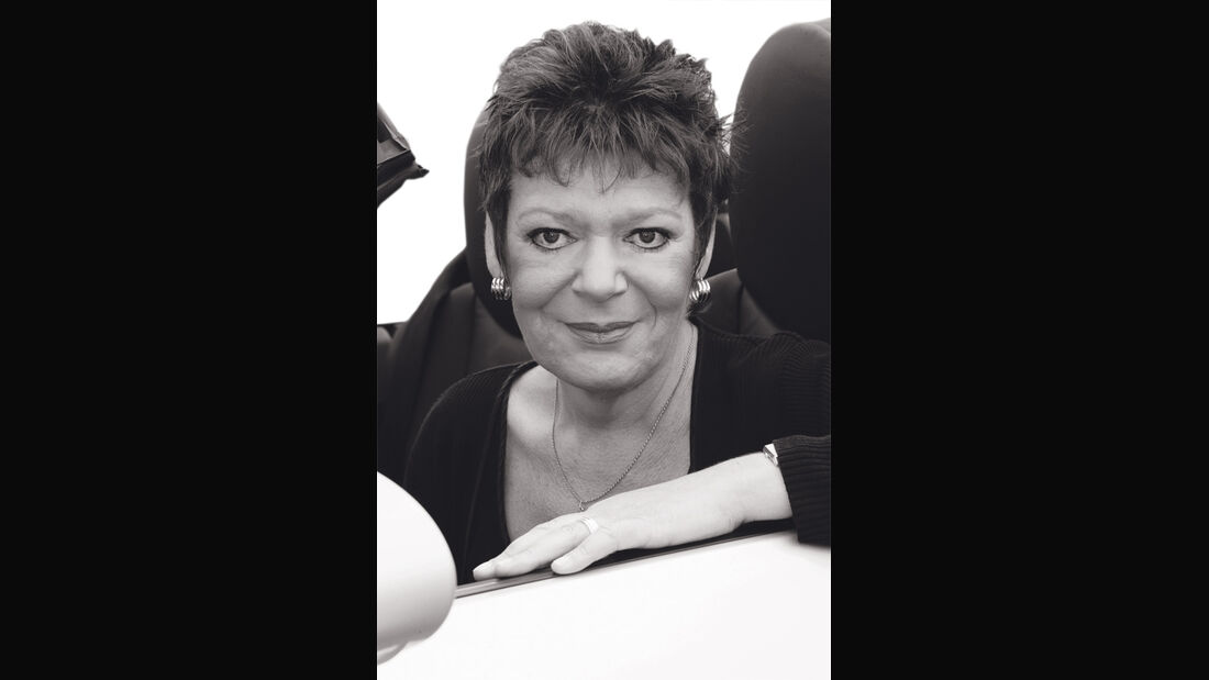 Porträt, Brigitte Haschek