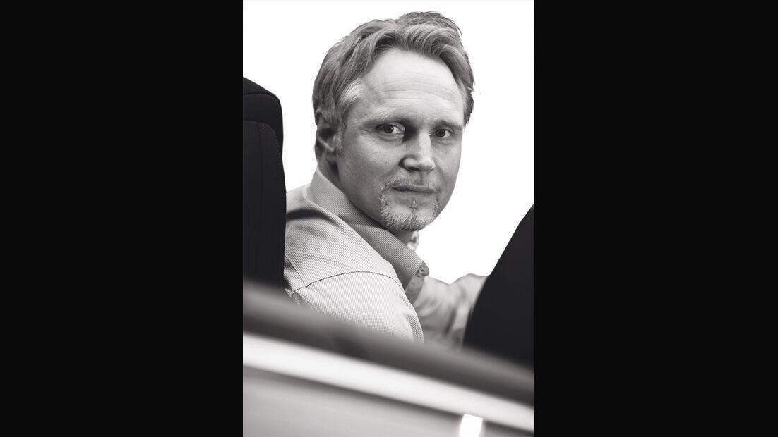 Porträt, Henning Busse