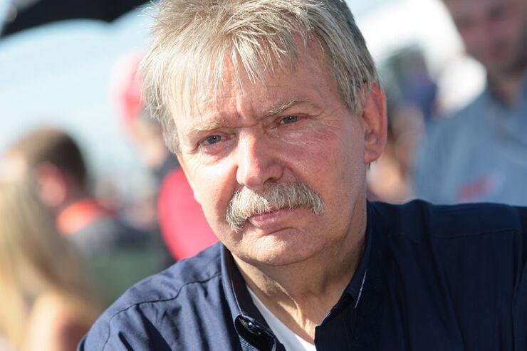 Porträt Johannes Scheid