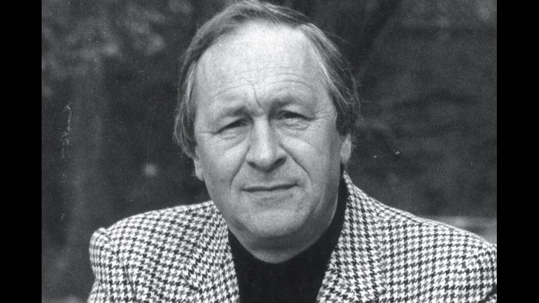 Portrait, Reinhard Seiffert