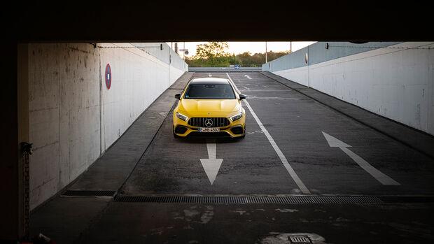 Posaidon A 45 RS - Mercedes-AMG - Tuning - Kompaktsportwagen
