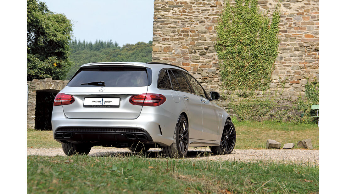 Posaidon Mercedes-AMG C 63 T-Modell - Kombi - Tuning