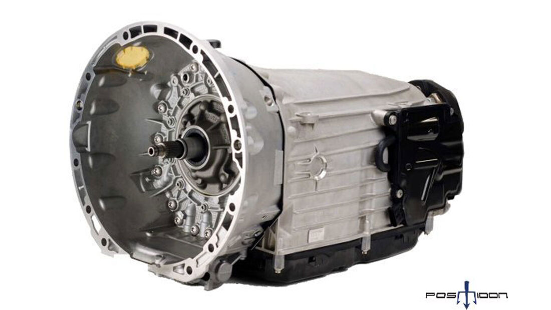 Posaidon Mercedes-AMG C 63 T-Modell - Kombi - Tuning - Getriebe