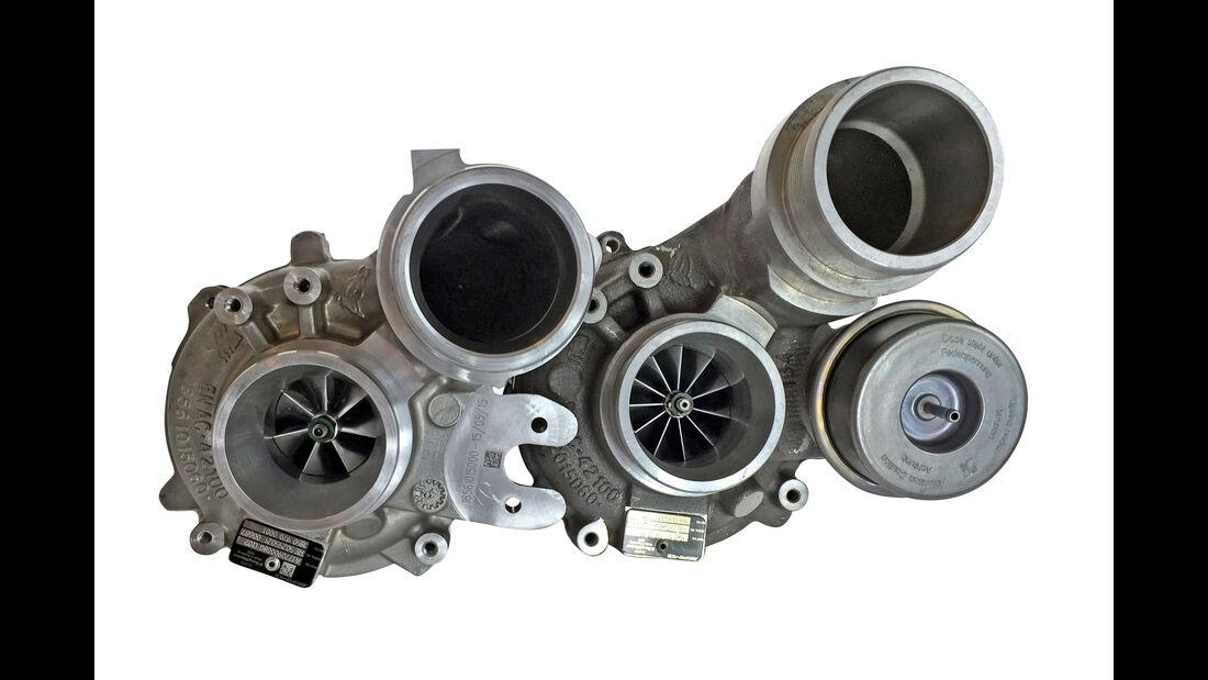 Posaidon Mercedes-AMG C 63 T-Modell - Kombi - Tuning - Turbolader