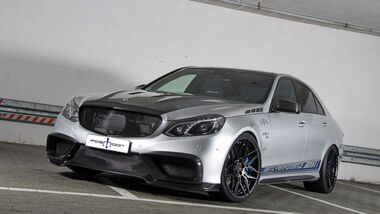 Posaidon - Mercedes-AMG E 63 RS850+ - Tuning