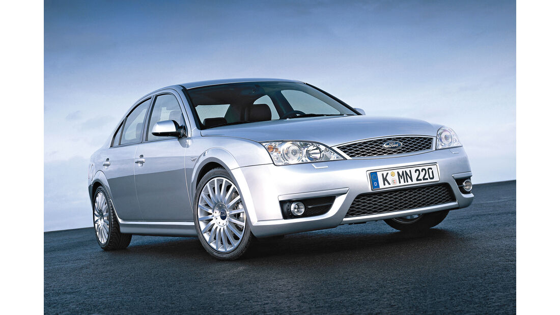 Power-Autos, Ford Mondeo ST 220