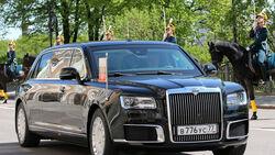 Präsidentenlimousine Putin