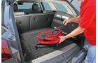Praxistest, Opel Astra Sportstourer 1.4 Turbo, Kofferraum