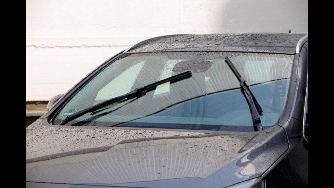 Praxistest, Opel Astra Sportstourer 1.4 Turbo, Windschutzscheibe