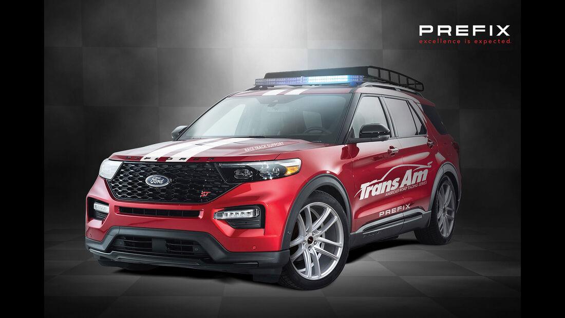 Prefix 2020 Ford Explorer